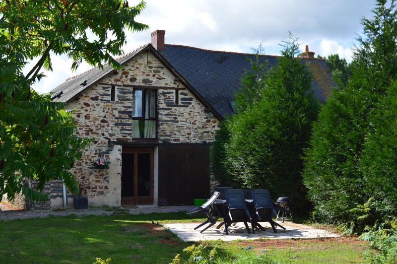 La Gaudichalaie, location de vacances à Pouance