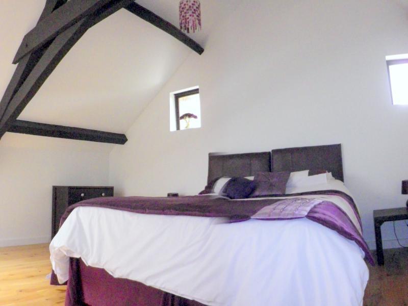 Bedroom 1 -  1 king bed or 2 singles