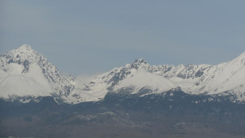 Tatra Mountains for skiing