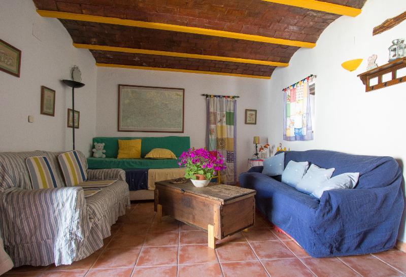 Rana Verde de abajo, location de vacances à Galaroza