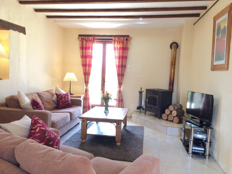 La Colombe living area (upgraded 2016)