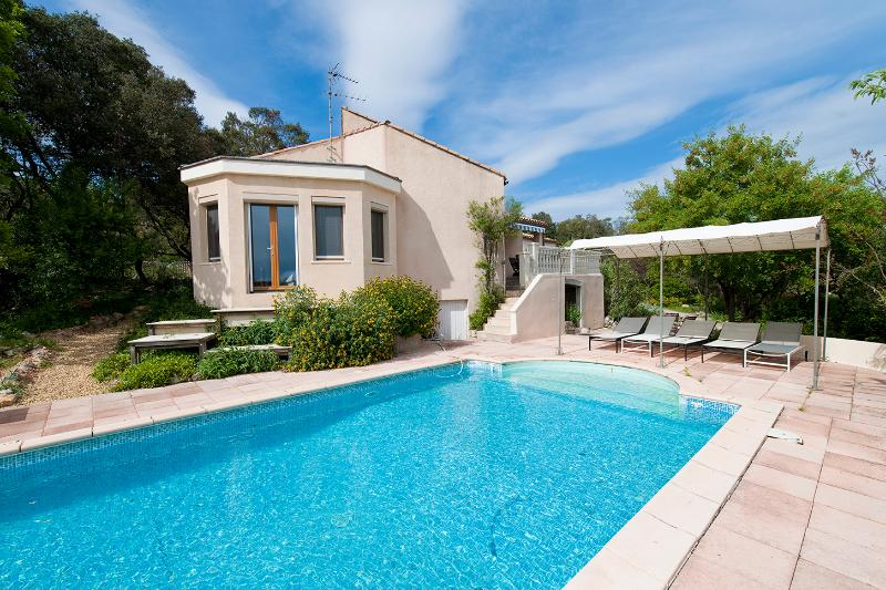 Wonderful heated pool and surrounds