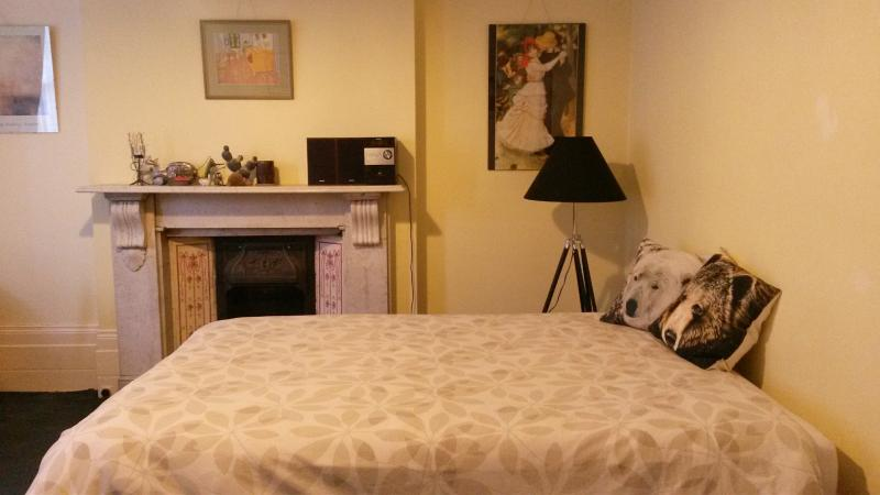 Comfy, spacious double bedroom