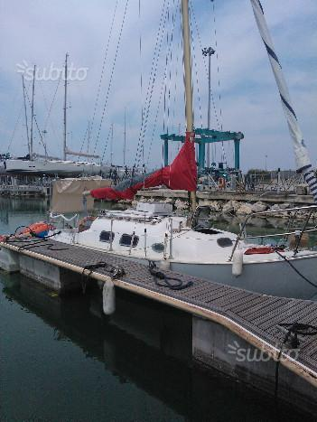 Boat/camping barca a vela 9mt, vacation rental in Ancona