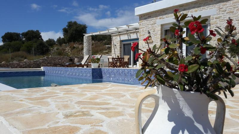 Villa Petra, holiday rental in Kamilari