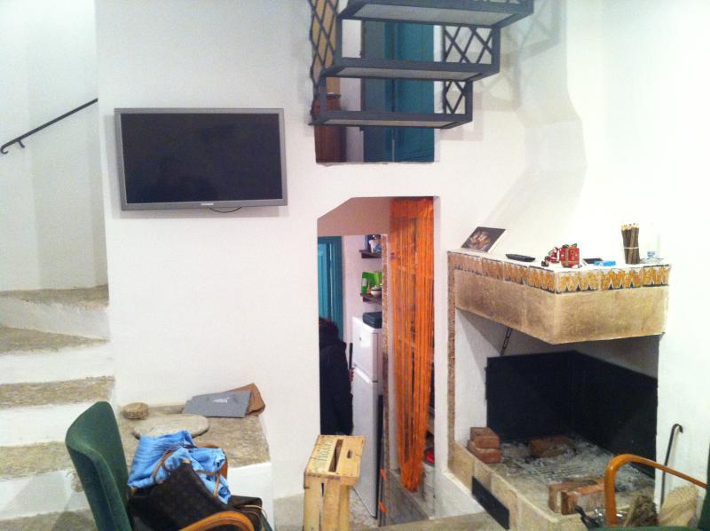 Erice Vetta casa del 1700 -  4 posti letto, vacation rental in Erice