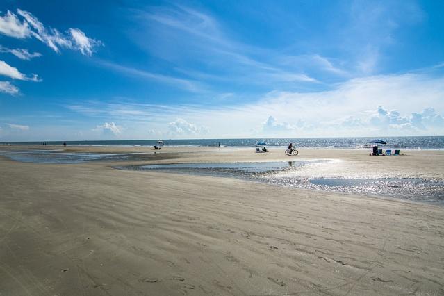 The BEACH!