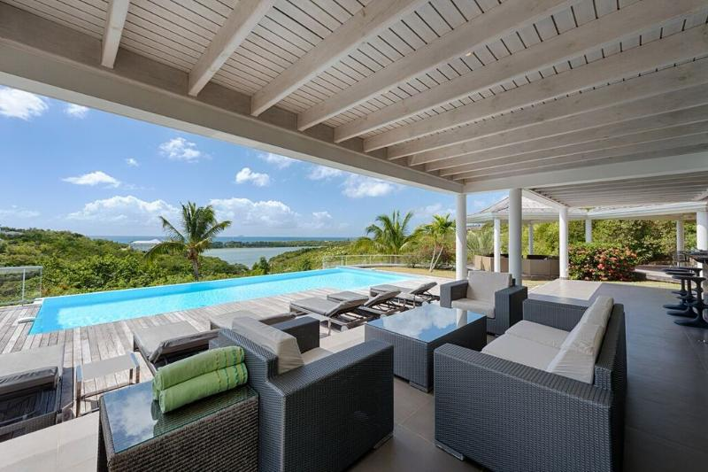 NO LIMIT... 3BR vacation rental in Terres Basses, St. Martin