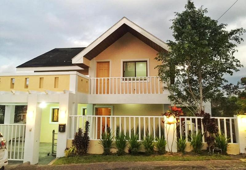 Your second home while enjoying the wind chill that only Tagaytay offers.