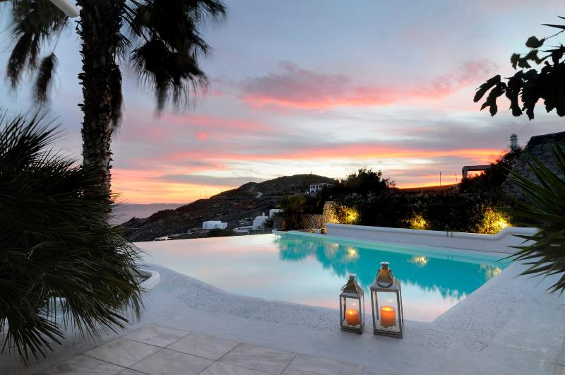 BlueVillas | Villa Doriane | Luxury private family escape with superb views, vacation rental in Mykonos Town