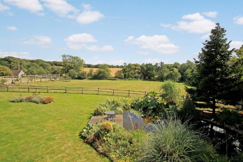 Grounds of Bevernbridge Farm
