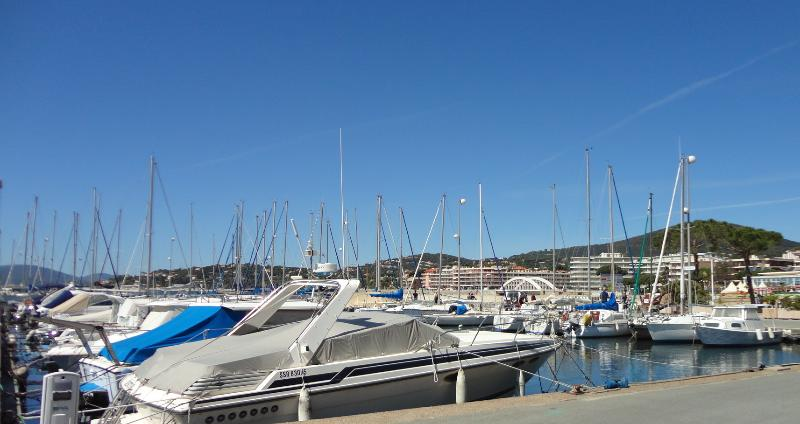 Marina in Sainte-Maxime