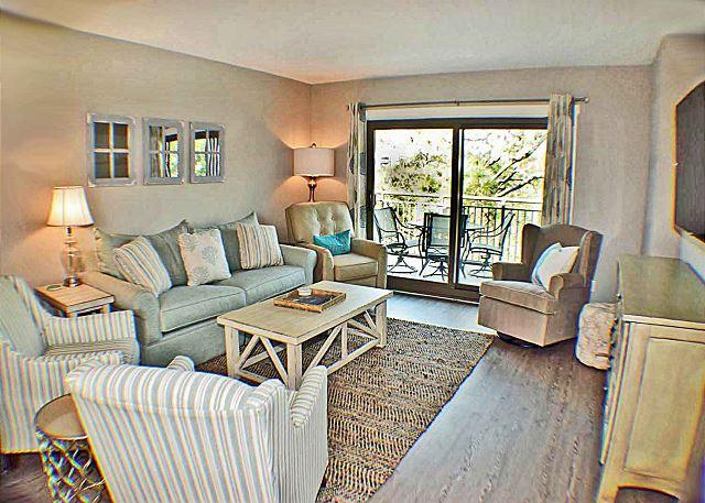 Ocean One 504 -Must See!! Updated Beachside 5th Floor Condo, vacation rental in Hilton Head