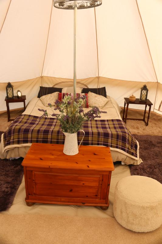 Onnen Snowdonia Glamping Tent