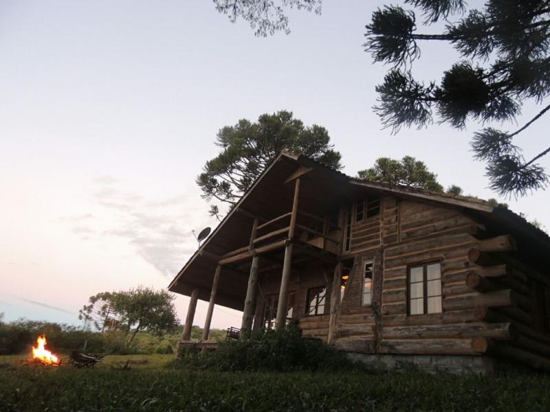 Chalé Invernada da Serra Catarinense, location de vacances à Bom Retiro