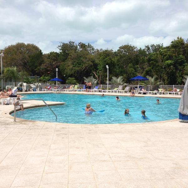 Our newly renovated $300k pool area