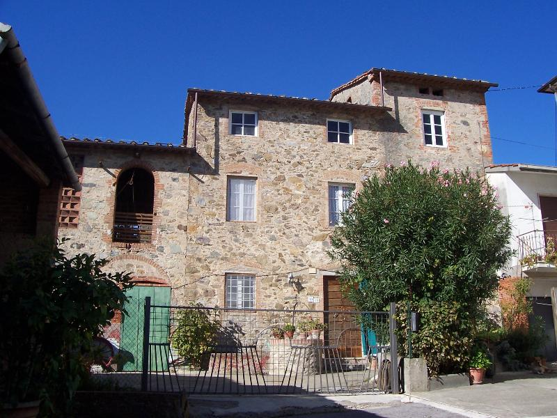 Rustico, holiday rental in San Ginese