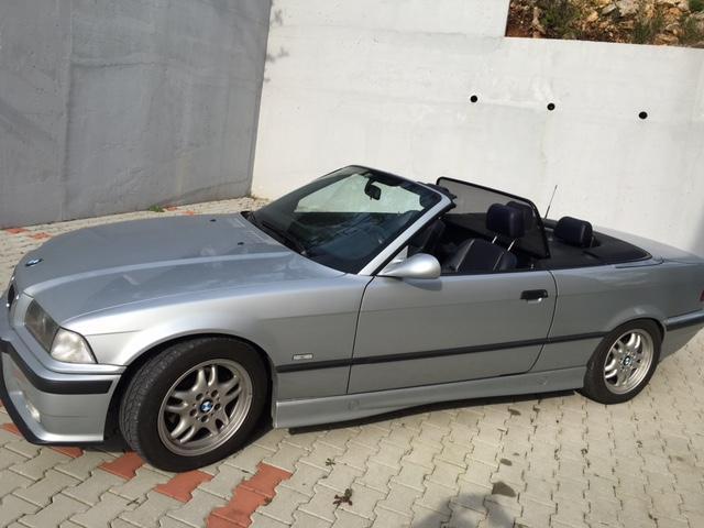 Rent car - BMW cabrio