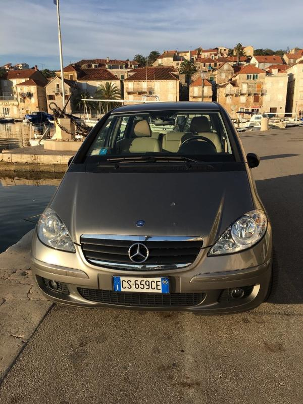 Rent car - Mercedes A150 - automatic