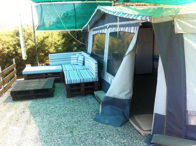 Caravan in Korinthia Peloponese, vacation rental in Loutraki