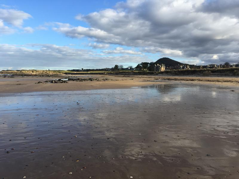 West Beach - 6 mins walk from Oar Cottage