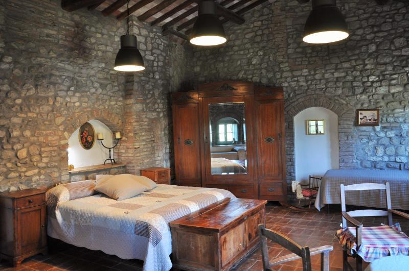 La Quercia /Agriturismo La Villa Romita, holiday rental in Tavarnelle Val di Pesa