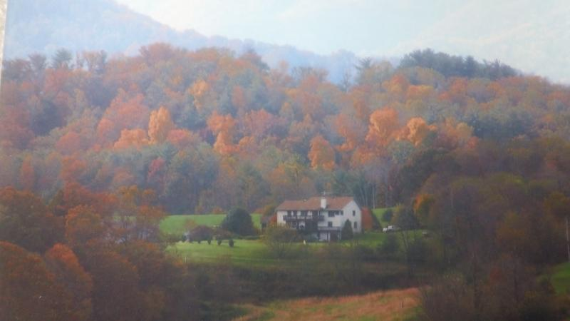 ~Brittany's Mountain Retreat~ located amidst the blue-ridge mountains ~12 miles NW of Asheville, NC