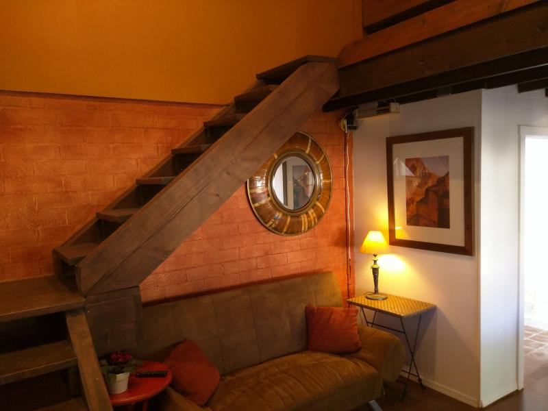 Stairs to Loft bedroom
