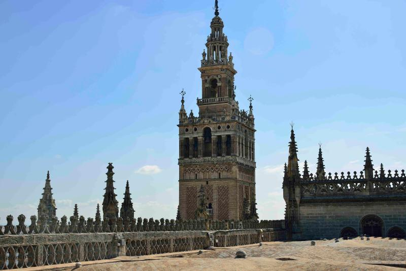 Near Seville