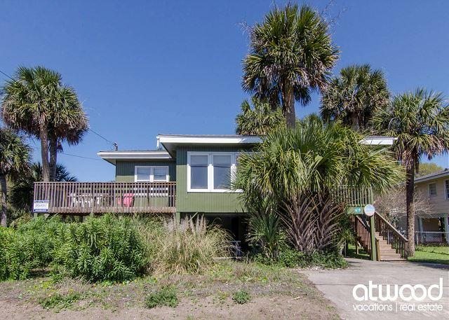 Foster's Ocean View - Ocean Views & Pet Friendly, holiday rental in Edisto Island