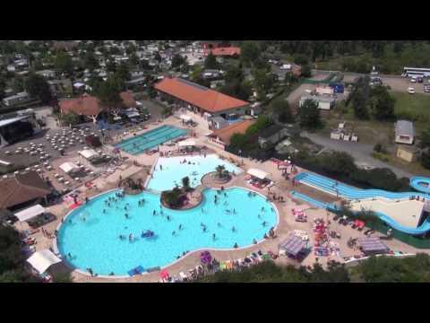 mobilhome 40m2- Siblu camping 4*, vacation rental in Gastes