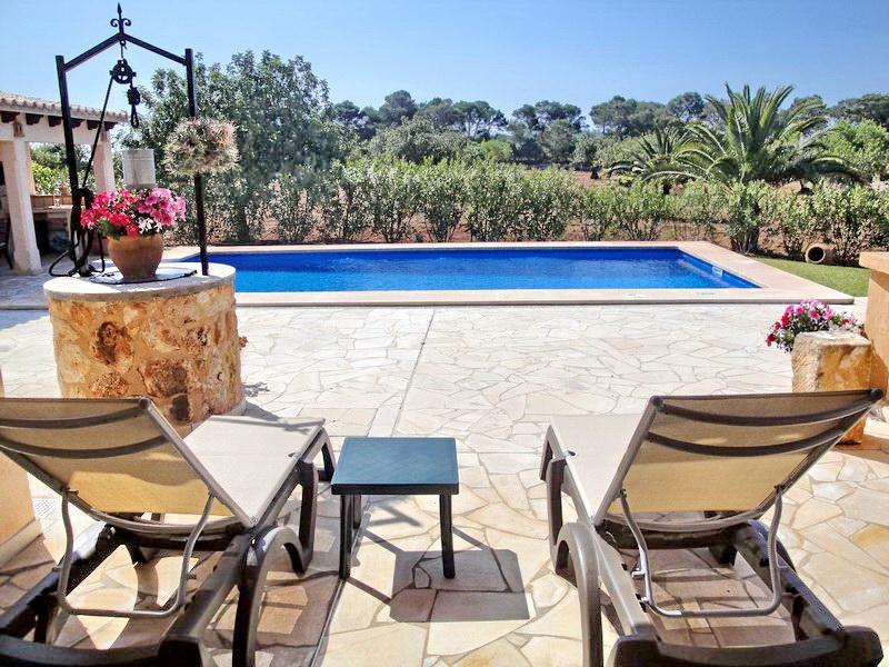 Can Pujola, holiday rental in Cala Mondrago