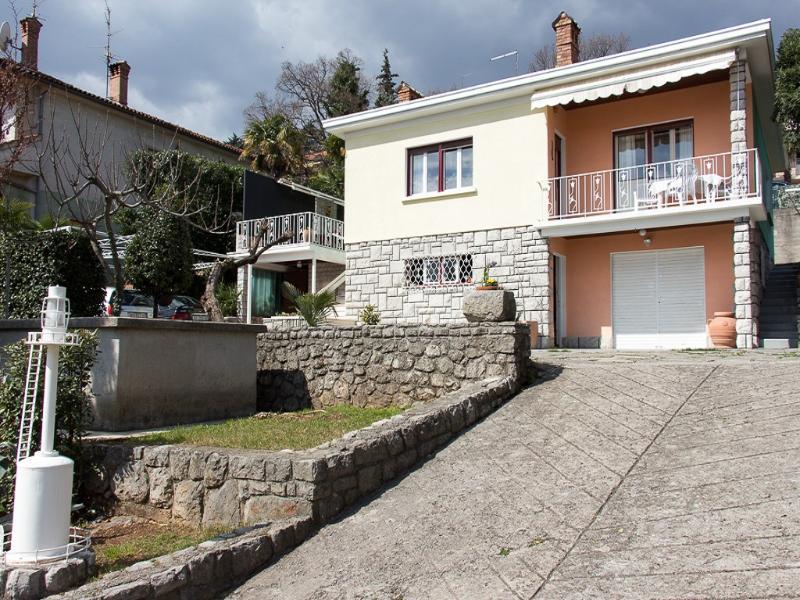 Villetta Diana, holiday rental in Opatija