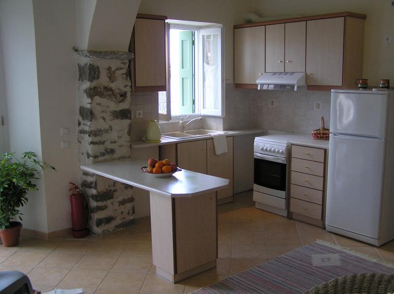 Groundfloor studio - apartment, holiday rental in Symi