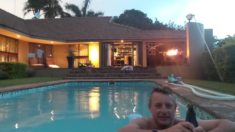 Upmarket family house in Empangeni,, casa vacanza a Mtunzini