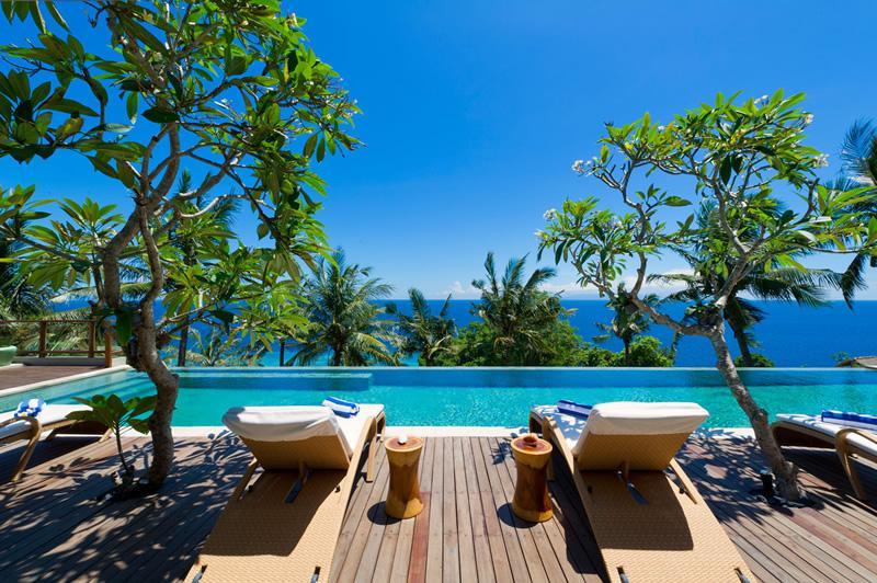 Malimbu Cliff Villa, vacation rental in Lombok