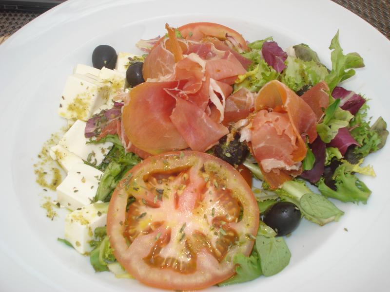 Faro light lunch