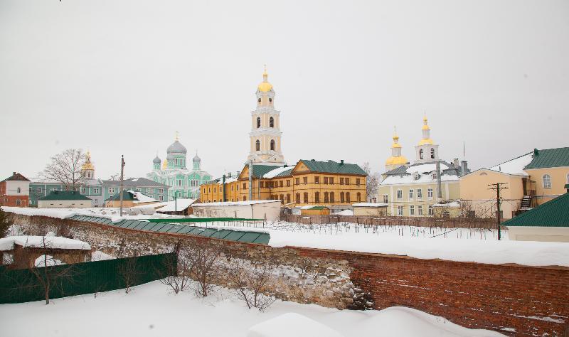 'У Монастыря', holiday rental in Diveyevo