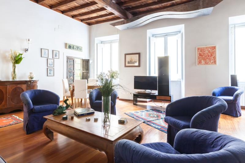 Has Central Heating And Wi Fi Rental In Rome Italy Vacation