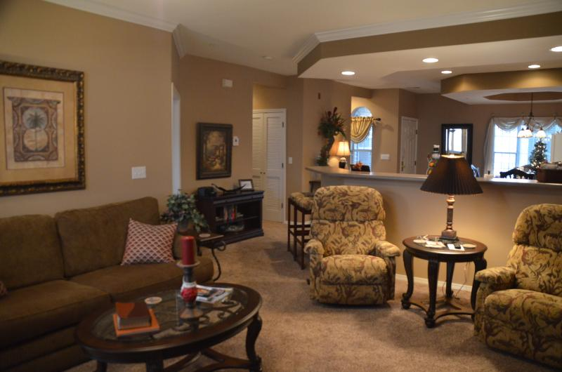 Luxury is evident in every detail of this beautiful exclusive unit!