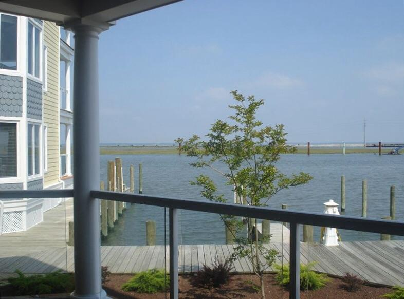 Water View from Private Deck
