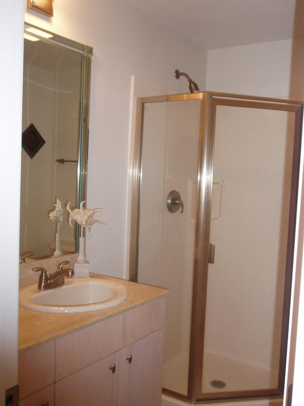 2nd Bedroom Bathroom with Shower
