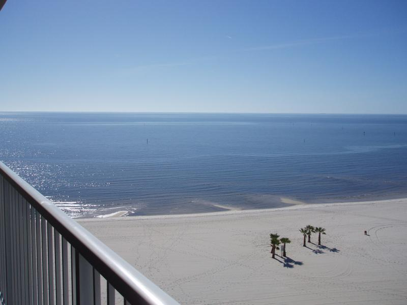 View of Gulf from our 10th Floor Balcony