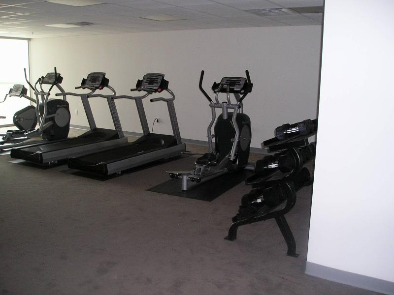 Exercise Room - available for your use
