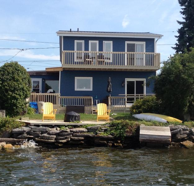 Waterfront Cottage/ Home Prince Edward County, vacation rental in Ameliasburg