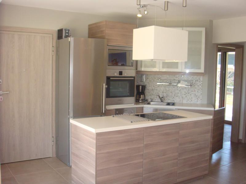 Fully-functional kitchen