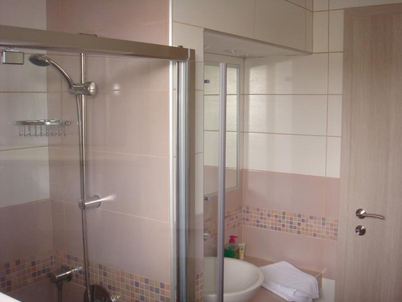 Bathroom,with shower