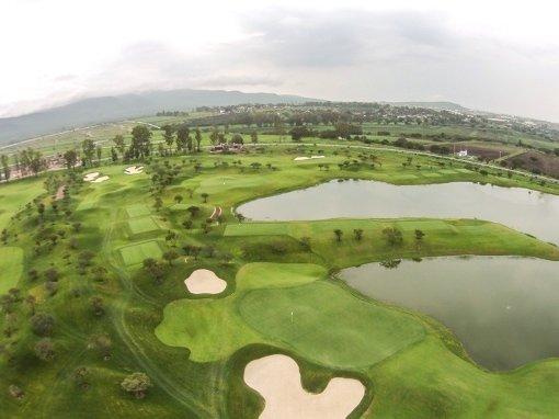 Campo de Golf Ejecutivo con 9 hoyos Par 3