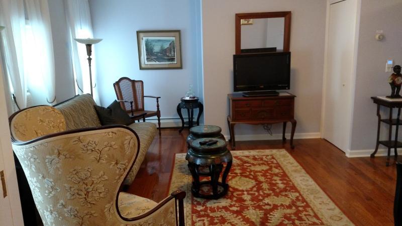 Wiltwyck Living Room