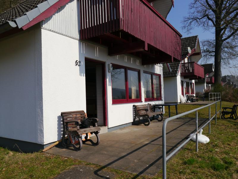 Ferienhaus in Seepark Kirchheim, holiday rental in Oberaula